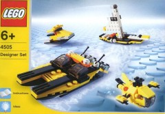 Lego 4505 Sea Machines