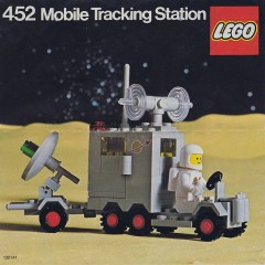 Lego 452 Mobile Ground Tracking Station