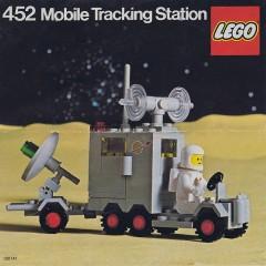 Lego 452 Mobile Ground Tracking Station