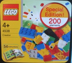 Лего 4538