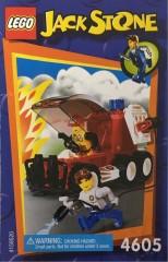Lego 4605 Fire Response SUV
