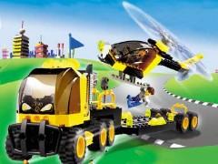 Lego 4607 Copter Transport