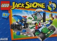 Lego 4608 Bank Breakout