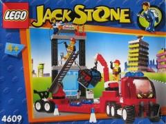 Lego 4609 Fire Attack Team