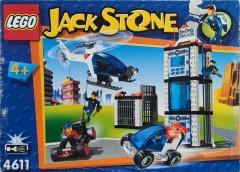 Lego 4611 Police HQ