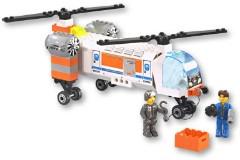 Random set of the day: Twin Rotor Cargo
