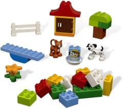 Lego 4624 Brick Box Green