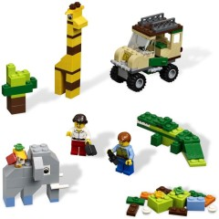 Lego 4637 Safari Building Set