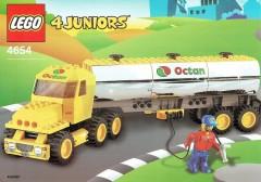 Lego 4654 Tanker Truck