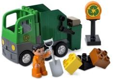 Lego 4659 Garbage Truck