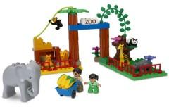 Lego 4663 Zoo