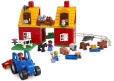 Lego 4665 Big Farm