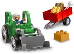 Lego 4687 Tractor-Trailer