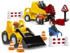 Lego 4688 Team Construction