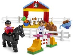 Lego 4690 Horse Stable