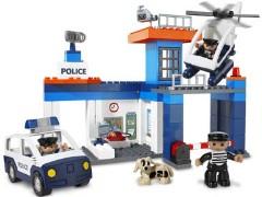 Lego 4691 Police Station