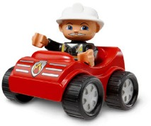 Lego 4692 Fire Car