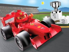Lego 4693 Ferrari F1 Race Car