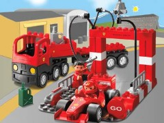 Lego 4694 Ferrari F1 Racing Team