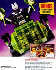 Lego 4741 Blacktron II Space Value Pack