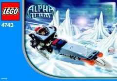 Lego 4743 Ice Blade