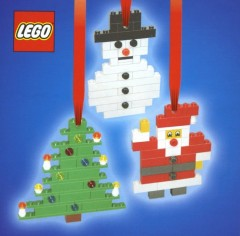 3 Christmas Decorations