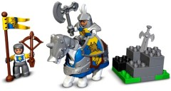Lego 4775 Knight and Squire