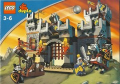 Lego 4777 Knights