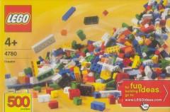 Lego 4780 Bulk Set - 500 bricks
