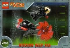 Lego 4798 Evil Ogel Attack
