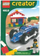 Lego 4810 Blue Bucket