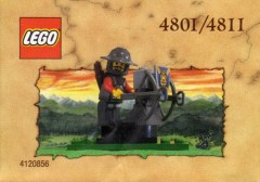 Лего 4811