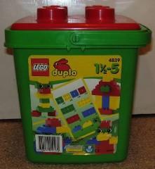 Lego 4839 Duplo Bucket