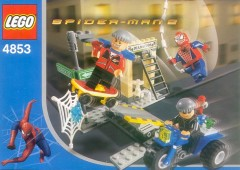 Random set of the day: Spider-Man's Street Chase