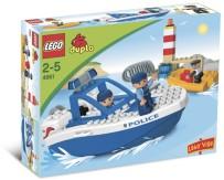 Lego 4861 Police Boat