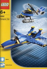 Lego 4882 Speed Wings