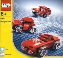 Лего 4883