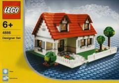 Лего 4886