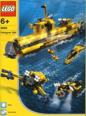 Lego 4888 Underwater Exploration