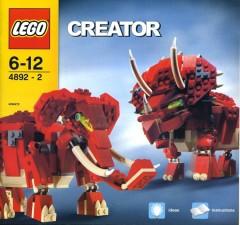 Lego 4892 Prehistoric Power