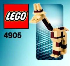 Lego 4905 Giraffe