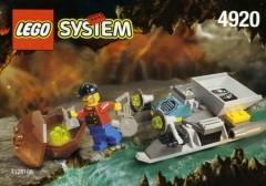 Lego 4920 The Rapid Rider