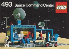 Lego 493 Command Center