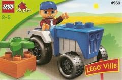 Lego 4969 Tractor Fun