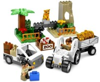 Lego 4971 Zoo Vehicles