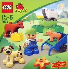 Лего 4972