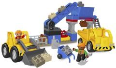 Lego 4987 Gravel Pit