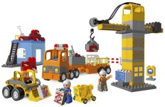 Lego 4988 Construction Site