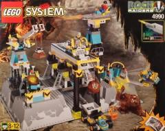Lego 4990 The Rock Raiders HQ