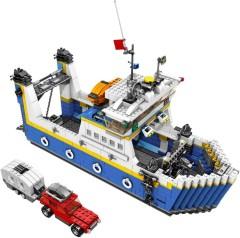 Lego 4997 Transport Ferry